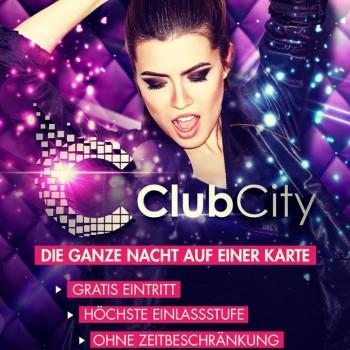 Online Banner – Clubcity