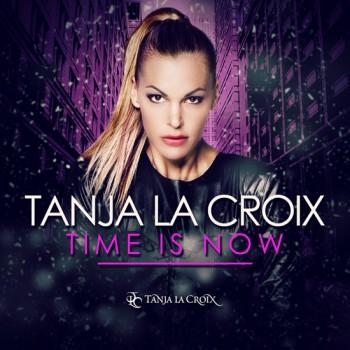 DJ Tanja la Croix – CD-Artwork