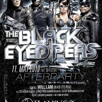 Black Eyed Peas Flamingo Zürich