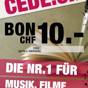 CeDe.ch Flyerdesign für Zalando Booklet