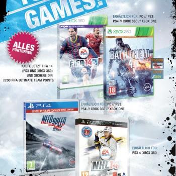 CeDe.ch Games Online-Inserat