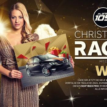 Radio 105 – Online Werbebanner Christmas Race