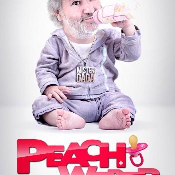Peach Weber – Tournee Flyer