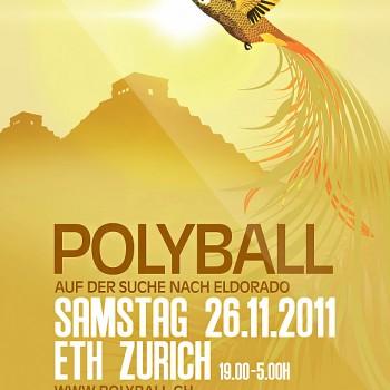 Polyball Flyerdesign